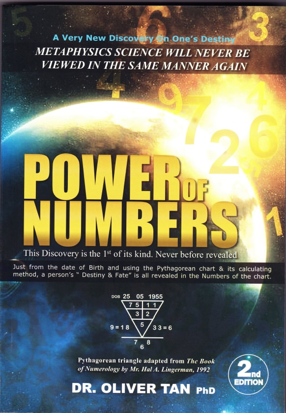 Power Of Numbers Book - English